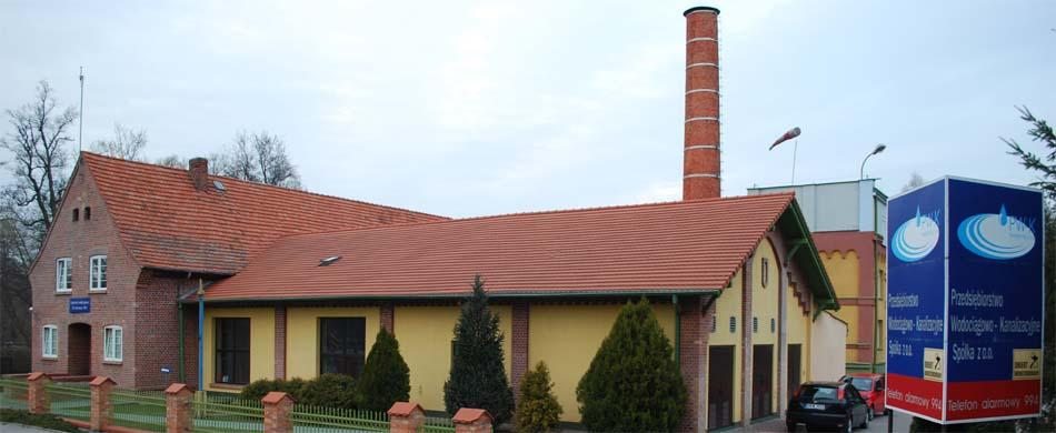 Siedziba PW-K Kwidzyn Sp. z o.o. na ul. Sportowej